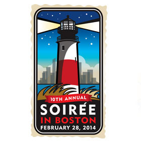 Boston Soiree & Anniversary logo