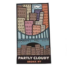Partly Cloudy Bronx NY