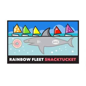 Rainbow Fleet Snacktucket